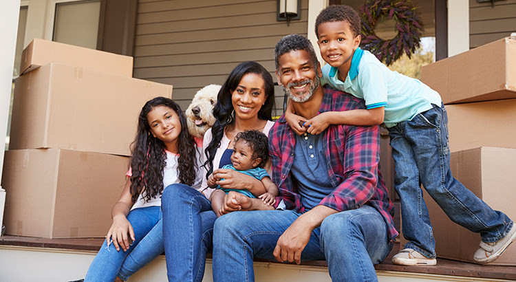 Family needs bigger home | Matthew Stewart Real Estate helps home owners and home buyers