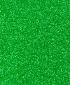 NEON GREEN SANDPAER