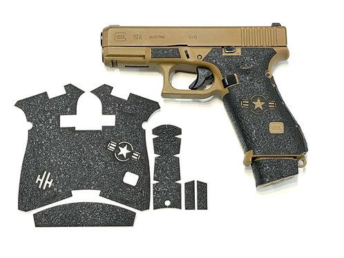 Handleitgrips Gun Grip Tape Air  Insignia Logo for VARIOUS MODELS OF  FIREARMS