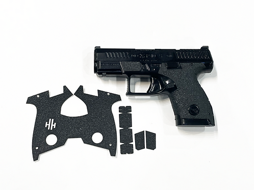 CZ P10 S  Gun Grip Enhancement Gun Parts Kit
