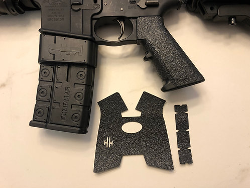 AR 15/ AR 10 / SCAR Classic Gun Grip Enhancement Wrap Gun Parts Kit