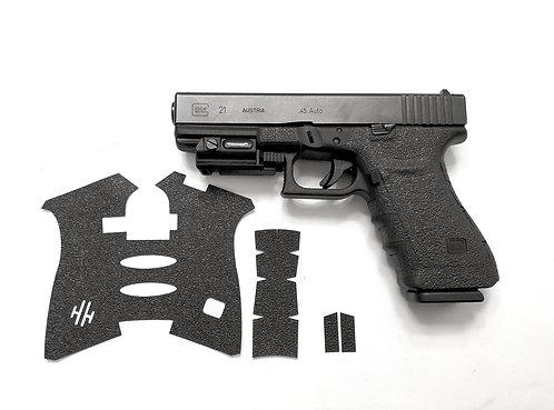 Glock 20/21 Gen 3 SF Gun Grip Enhancement Gun Parts Kit