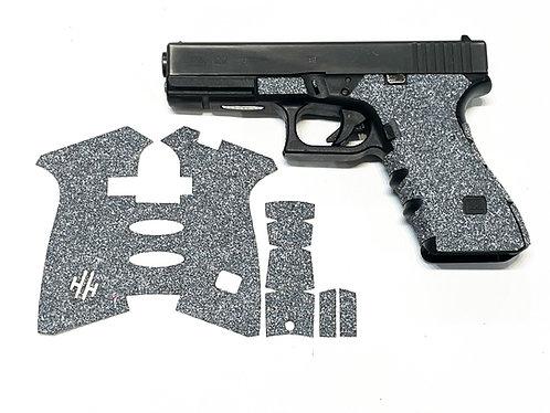 Glock EXTREME  Sand Paper Grip Enhancement  Kit (Not Black Glitter)