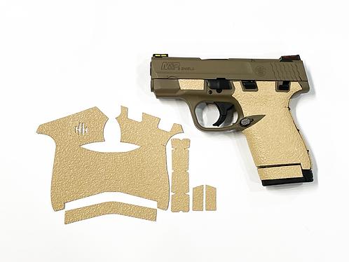 Smith & Wesson Desert Sand Grip Grip Textured Rubber Grip Enhancement Gun Par