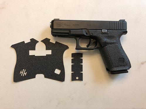 Glock 44 Gun Grip Enhancement Gun Parts Kit