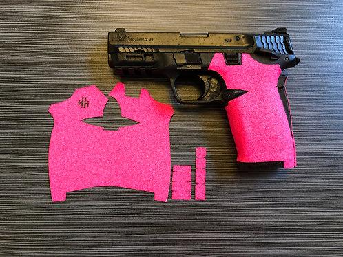 Smith and Wesson Shield ez Pink Sandpaper Gun Grip Enhancement Gun Parts