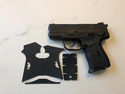 Springfield XDe 9/45  Gun Grip Enhancement Gun Parts Kit