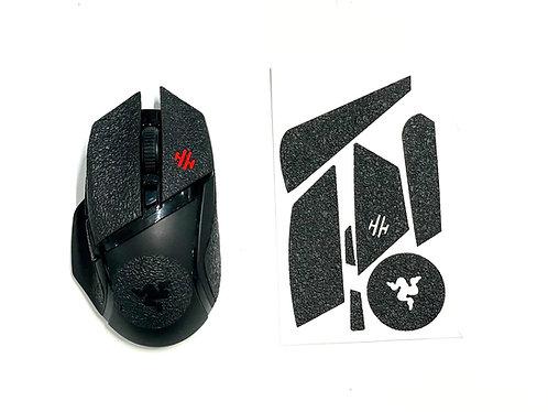 RAZOR BASILISK X HYPERSPEED  Gaming Mouse  Textured Rubber Grip Kit