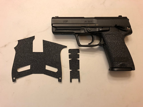 Heckler & Koch USP 9  Gun Grip Enhancement Gun Parts Kit