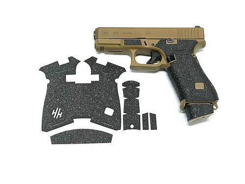 Handleitgrips Gun Grip Tape Wrap for Glock 19x and Glock 45