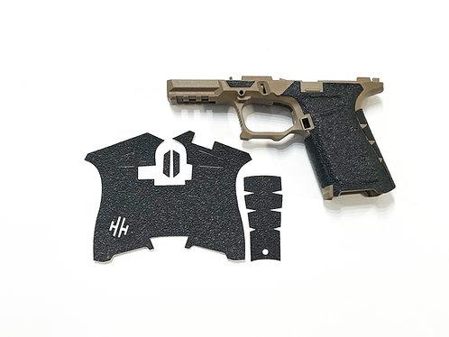 Strike Industries Glock 19/23 P80 Lower  Gun Grip Enhancement Gun Parts Kit
