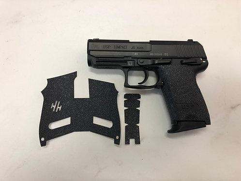 Heckler & Koch USP Compact 45  Gun Grip Enhancement Gun Part Kit