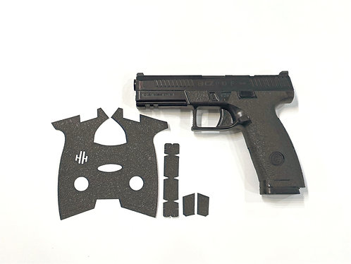 CZ P10 F  Gun Grip Enhancement Gun Parts Kit