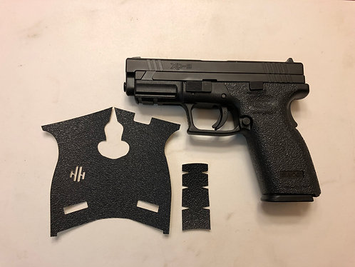 Springfield XD 9/40  Gun Grip Enhancement Gun Parts Kit