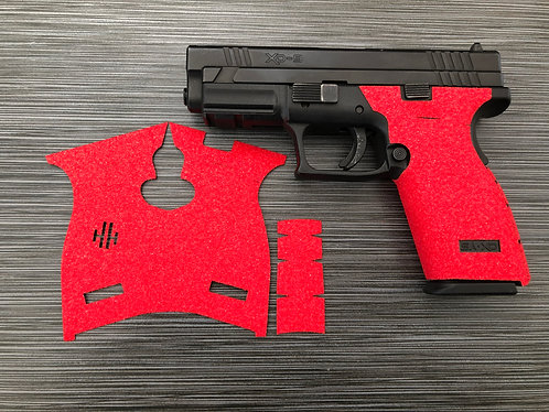 Springfield Red Sandpaper Gun Grip Enhancement Gun Parts Kit