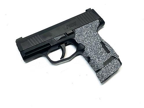 Various Firearms EXTREME  Sand Paper Grip Enhancement  Kit (Not Black Glitter)