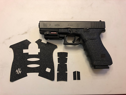 Glock 20/21 Gen 3 SF Gun Grip Enhancement Gun Parts Kit