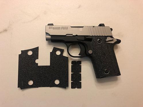 Sig Sauer P238  Gun Grip Enhancement Gun Parts Kit
