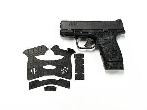 Springfield HELLCAT Honeycomb Vinyl Gun GripWrap Kit