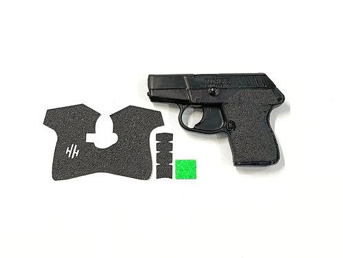 Keltek  P3AT Gun Grip  Enhancement Gun Parts Kit with Green Inserts