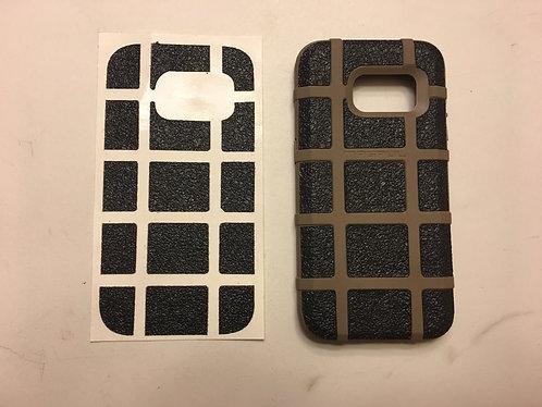 Samsung Galaxy S7 Textured Rubber Enhancement Grip Wrap