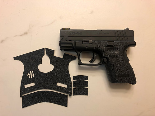 Springfield XD Sub Compact 9/40  Gun Grip Enhancement Kit