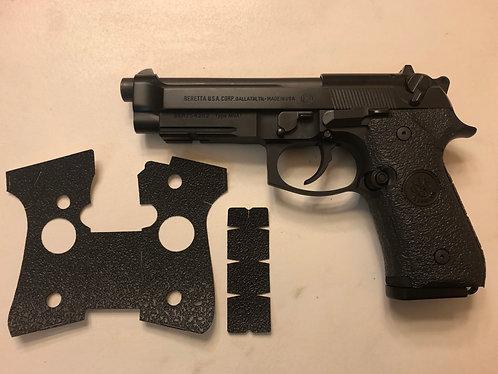 Beretta 92/ 92FS  Gun Grip Enhancement Gun Parts Kit