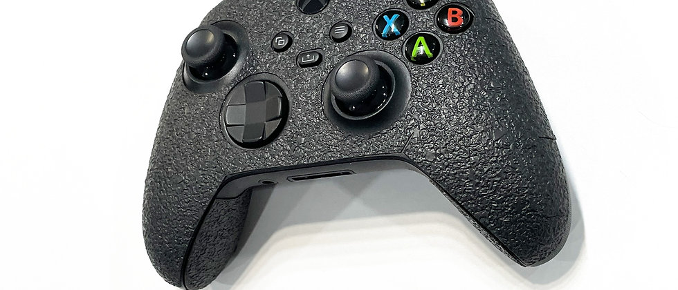 Textured Rubber Gamer Grip for Xbox SERIES X Game Controller