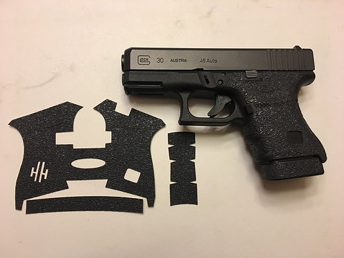 Glock 30 Gun Grip Enhancement Gun Parts Kit