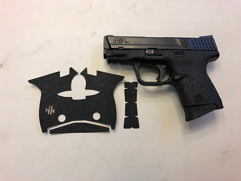 Smith and Wesson M&P Compact 9 and 40