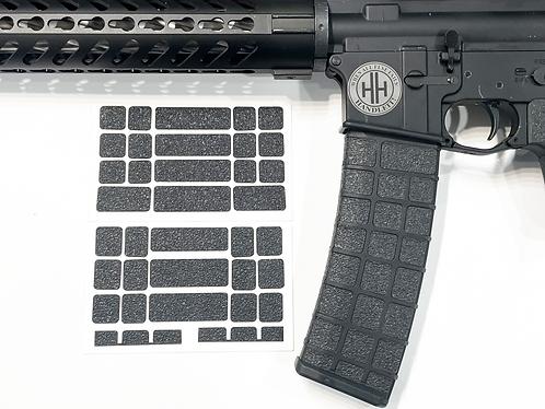 AR 15  PRO MAG 40 RD  Magazine Textured Rubber Enhancement Grip  Kit