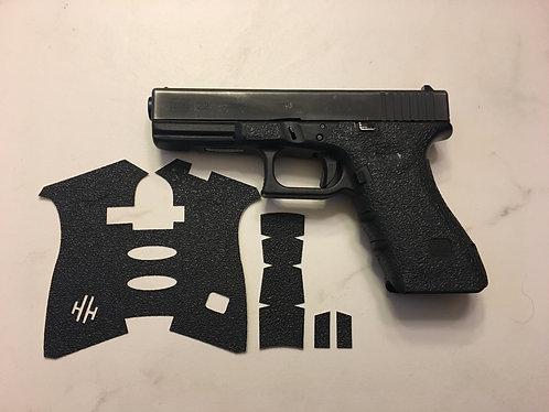 Glock 17/22/34/35 Gun Grip Enhancement Gun Parts Kit