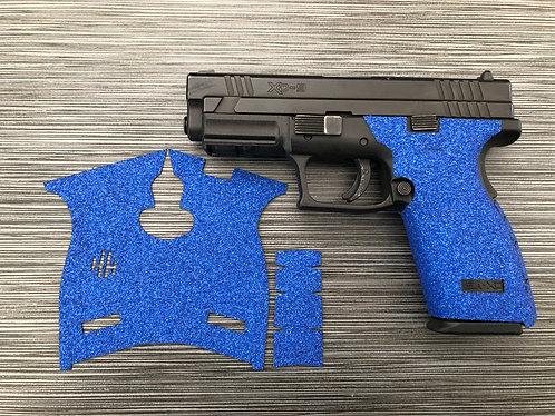 Springfield Blue Sandpaper Gun Grip Enhancement Gun Parts Kit