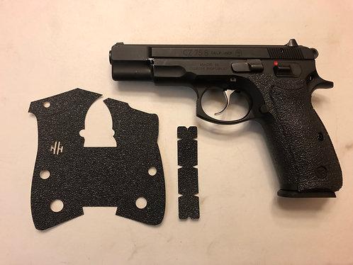 CZ 75 SP01 Gun Grip Enhancement Gun Parts Kit