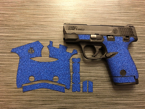 Smith and Wesson Shield Color Sandpaper Grip Enhancement