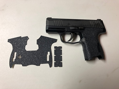 Handleitgrips  Gun Grip Enhancement Gun Parts Kit for SIG SAUER P365