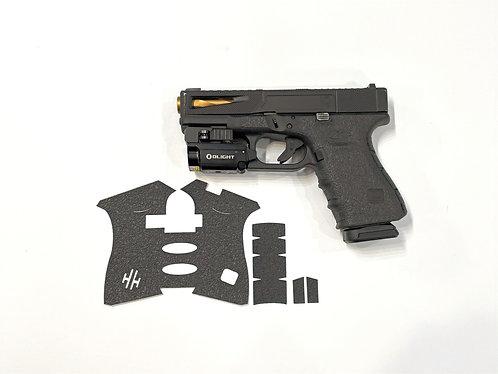 Glock 19/23 Gun Grip Enhancement Gun Parts Kit