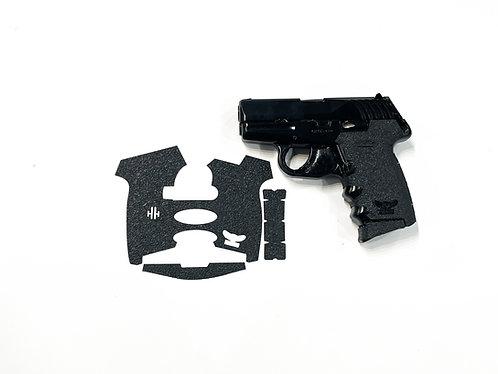 SCCY CPX-3  Gun Grip Enhancement Gun Parts Kit