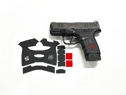 Springfield HELLCAT Gun Grip Enhancement With Claw Logo