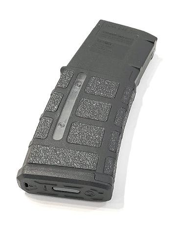 AR 15 Magpul P MAG Window Textured Rubber Enhancement Grip Insert Kit