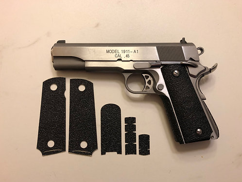 1911 Tactical  Gun Grip Enhancement Kit