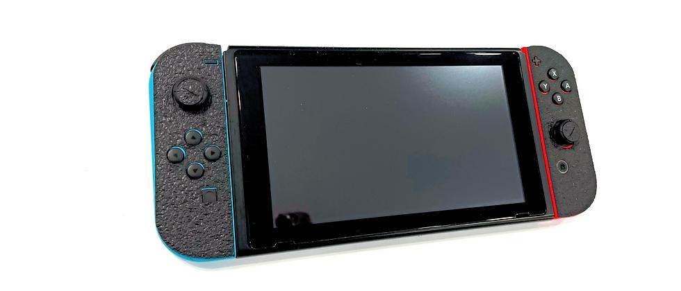 Textured Rubber Gamer Grip for Nintendo Switch Kit