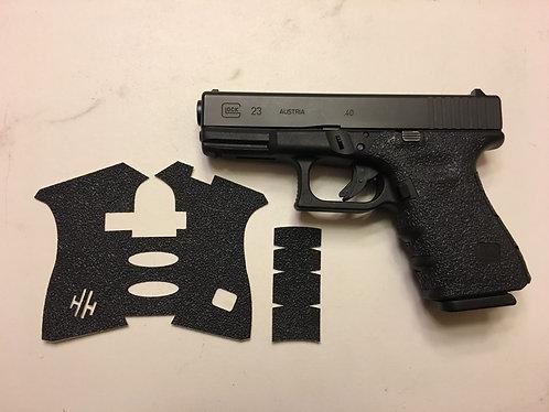 Glock 19/23/25/32/38  Gun Grip Enhancement Gun Parts Kit