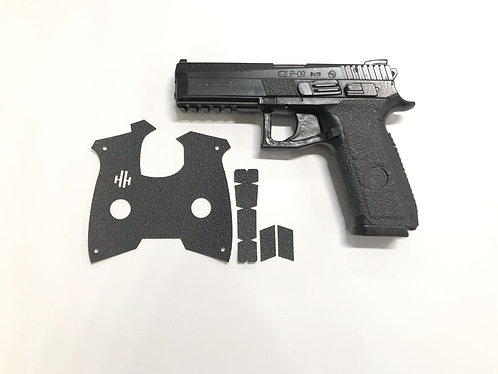 CZ P09  Gun Grip Enhancement Gun Parts Kit