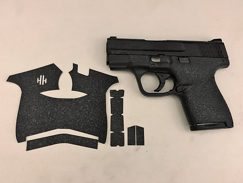 Smith and Wesson Shield 2.0 9/40 With Safety Gun Grip Parts Kit