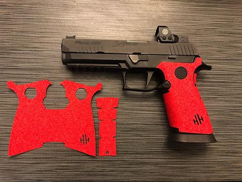 SIG SAUER COLORED SANDPAPER Gun Grips Enhancement Gun Parts Kit