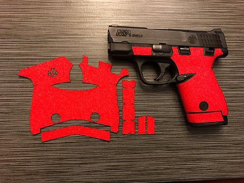 Smith and Wesson Shield Color Sandpaper Gun Grip Enhancement Gun Parts Kit
