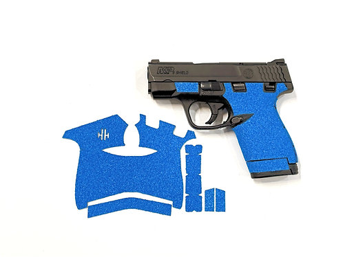 Smith and Wesson Shield Blue Sandpaper Grip Enhancement Kit