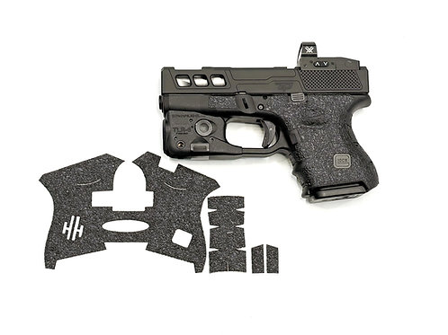 Handleitgrips Gun Grip Tape Wrap for Glock 26/27