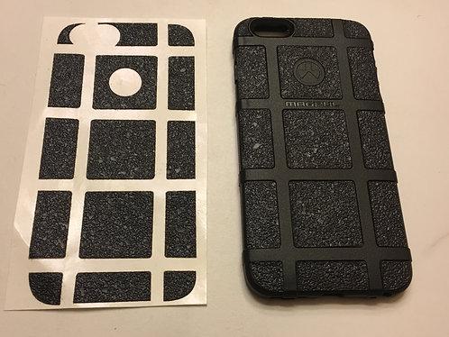 I Phone 6 Plus Textured Rubber Enhancement Grip Wrap